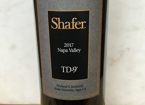 Shafer TD-9 Red