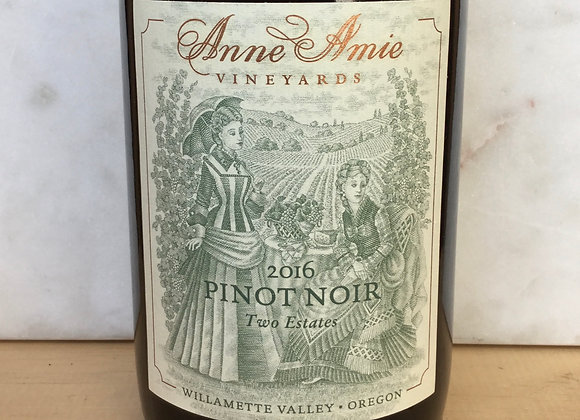 "Anne Amie ""Two Estates"" Pinot Noir"