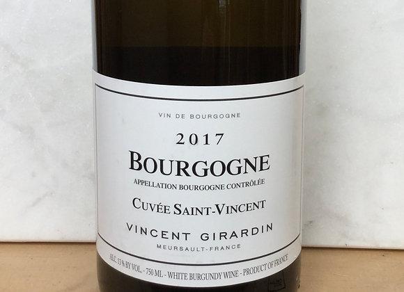Vincent Girardin Cuvée Saint-Vincent Bourgogne Blanc