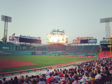 Home Run Family Fun! Movie Night At The Boston Red Sox Fenway Park!
