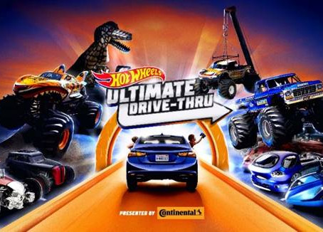 Gillette Stadium to Host All-New Hot Wheels Ultimate Drive-Thru March 19 Through April 18, 2021