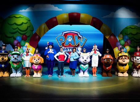 The Hanover Theater Presents  Paw Patrol Live! Race to the Rescue!