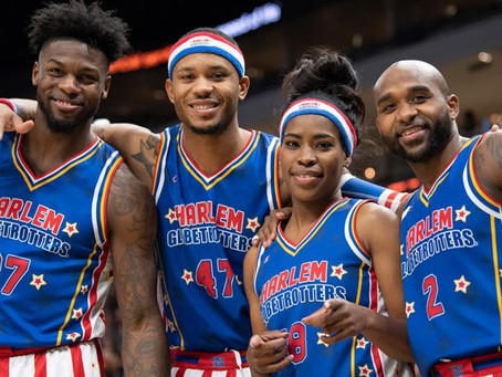 The Harlem Globetrotters Fan Powered World Tour is a Slam Dunk!