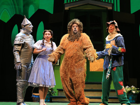 The Hanover Theatre Presents The Wizard of Oz