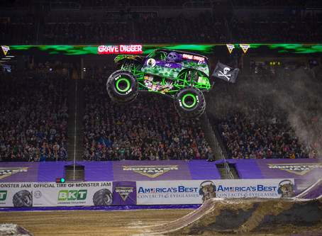 This. Is. Monster Jam!