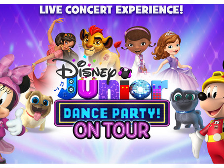 The Hanover Theatre Presents Disney Junior Dance Party! On Tour!