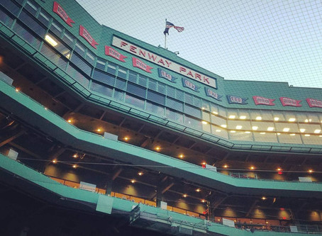 Boston Red Sox Roundup  August 2019 Family Events!