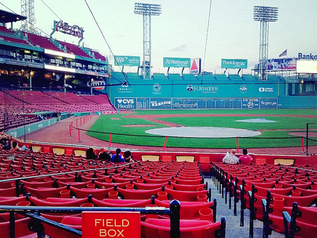 Red Sox Round Up - July 2018 Events!