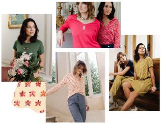La marque de prêt-à-porter féminin Diplodocus donne le jour à une collection Printemps-Été lumineuse