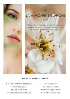 La Mandarine Blanche
