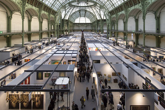 Art Paris renaît au Grand Palais.