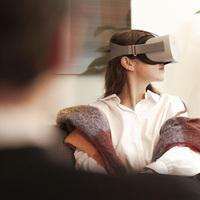 Le Centquatre-Paris tente l'expérience de la VR à emporter.
