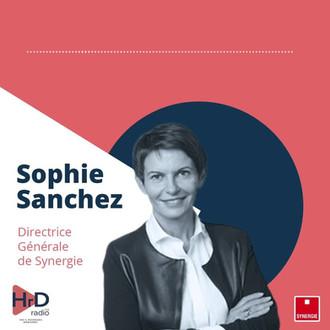 Interview de Sophie Sanchez sur HRD Radio.Tv.
