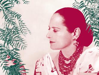 L'impératrice de la beauté exposée au Musée d'art et d'histoire du Judaïsme