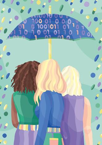Le rôle des Big Data dans une meilleure égalité de soins entre hommes et femmes.