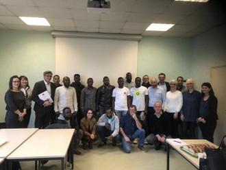 Synergie et PSA œuvrent ensemble au recrutement de personnes migrantes