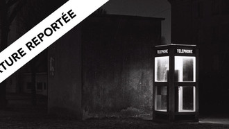 L'exposition Noir & Blanc sort des murs du Grand Palais.