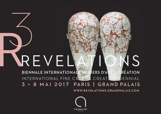 RÉVÉLATIONS 2017 OUVRE SES PORTES ! Du 4 au 8 mai 2017