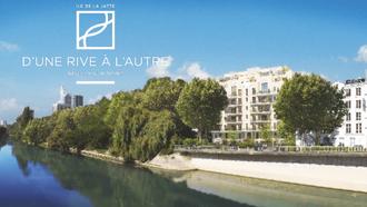 Le Premier cabinet d'architecture en Île-de-France signe un projet atypique et audacieux.