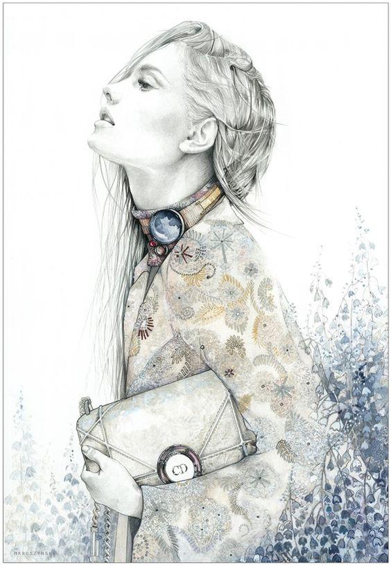 Magdalena illustratrice