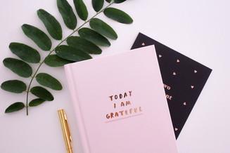 Le carnet de gratitude qui change votre vie