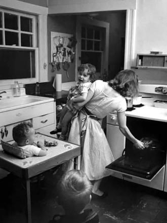 Calliopé souhaite une très belle fête à toutes les Mamans