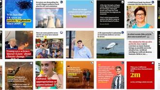 Le Guardian livre son secret pour gagner 1,3 million d'abonnés sur Instagram.