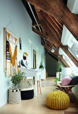 Home Sweet Home : les 15 DIY créatifs de Phildar pour une déco « Bohème Chic » cet hiver