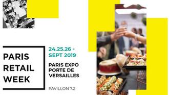 Experts du e-commerce, rendez-vous à la Paris Retail Week.