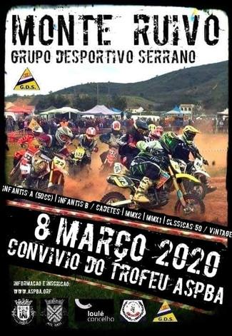 2ª do Troféu ASPBA 2020 Monte Ruivo.