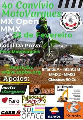 1 ª do Troféu ASPBA 2020, Moto Vargues