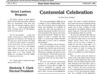 Cob Hill Herald Vol. 3, No. 1