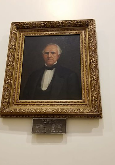 I Learned a Lot About This Man During TX Govt.