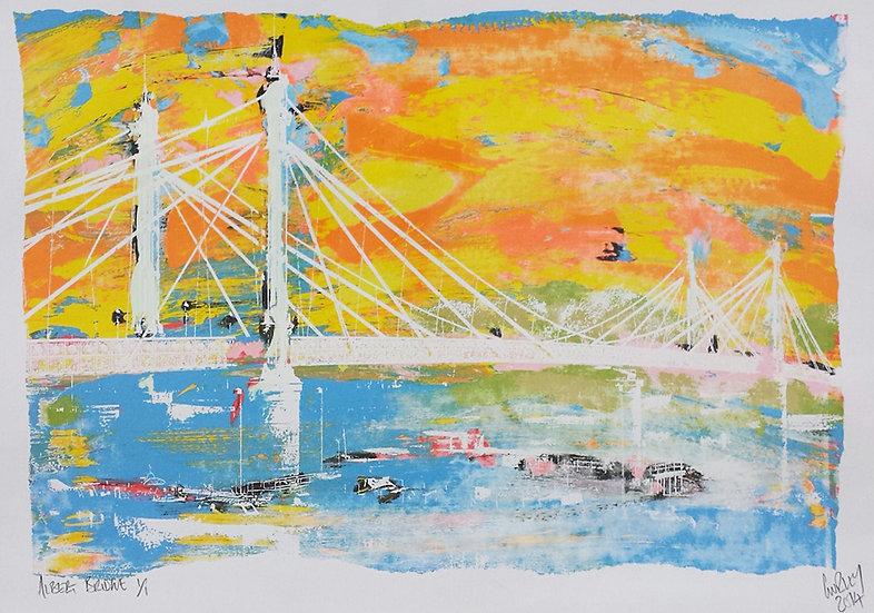 GURLEY 'Albert Bridge'