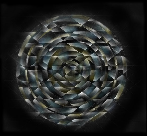ESTHER ROLINSON 'Facets - Black'