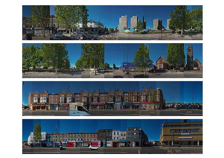 Matthew White 'Commercial Way- Peckham Park Road'