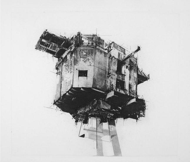 IAN CHAMBERLAIN 'Fort I' 2013