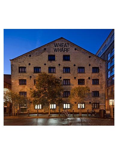 Matthew White 'Wheat Wharf'