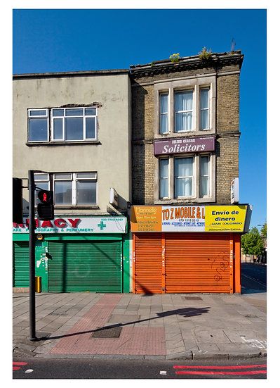 Matthew White 'Old Kent Road To Z Mobile'