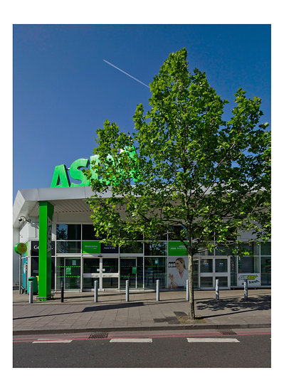 Matthew White 'Old Kent Road Asda'