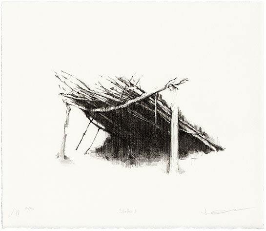 IAN CHAMBERLAIN 'Shelter 11'