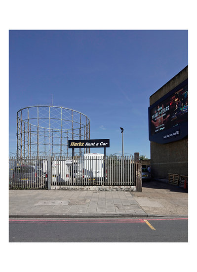 Matthew White 'Old Kent Road Hertz'