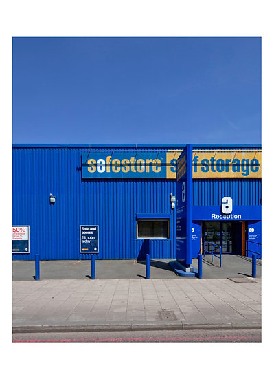 Matthew White ' Old Kent Road Safestore'