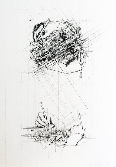MINHO KWON 'Print Crime'