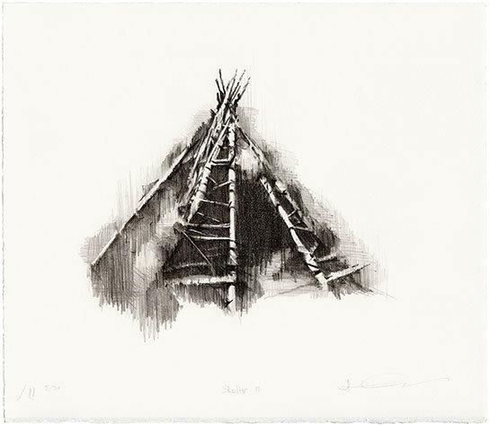 IAN CHAMBERLAIN 'Shelter 12'