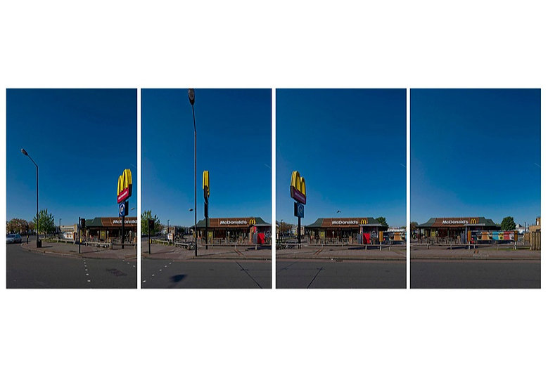 Matthew White 'Old Kent Road McDonalds'