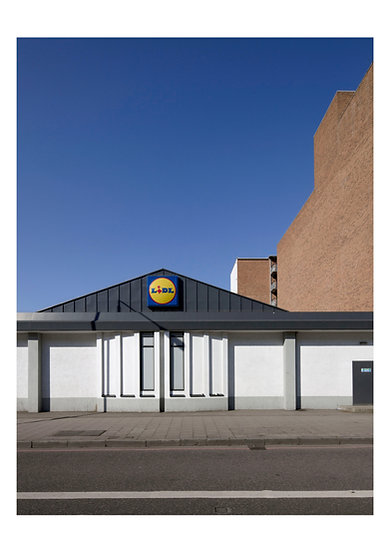 Matthew White 'Old Kent Road Lidl'