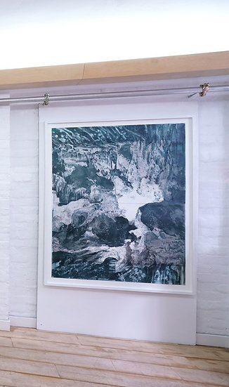 KRISTINA CHAN 'Seascapes' SOLD