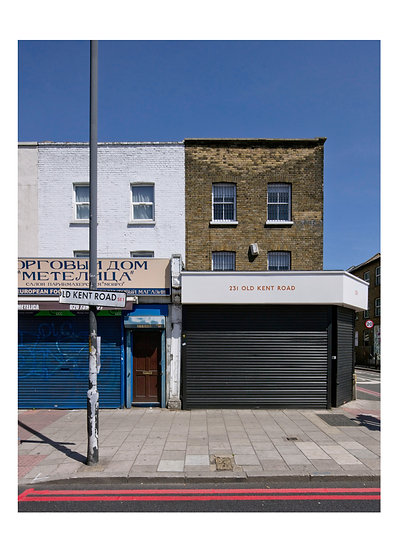 Matthew White 'Old Kent Road 231 OKR'