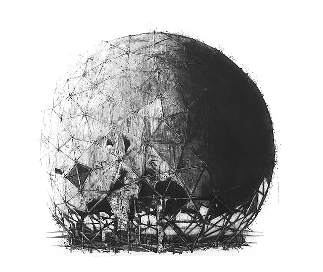 IAN CHAMBERLAIN 'Dome I' 2016